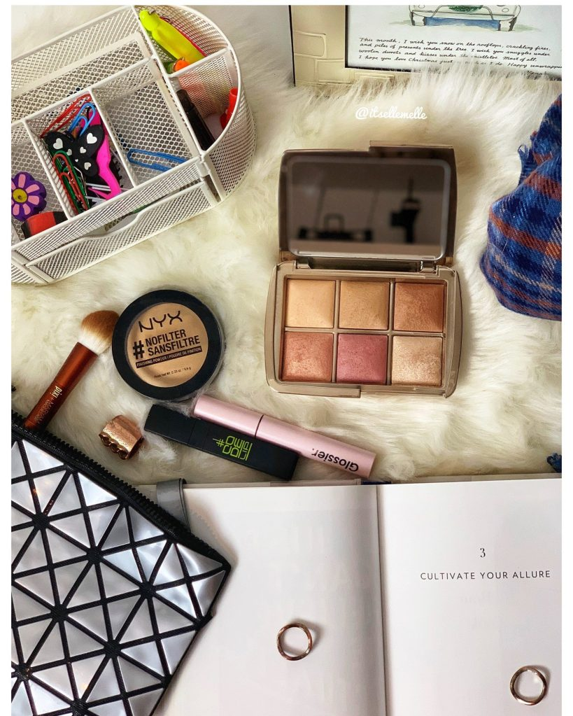 Hourglass Ambient 4 Lighting Edit palette