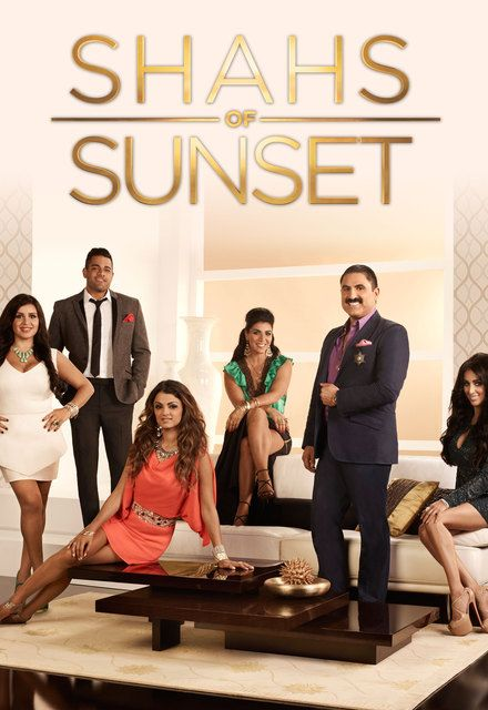 Shah's Of Sunset - A highly addictive reality show, set in LA featuring rich, spoilt, badly behaved people of Iranian origin