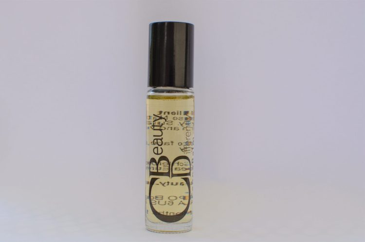 Cannabalm Beauty Differently oil