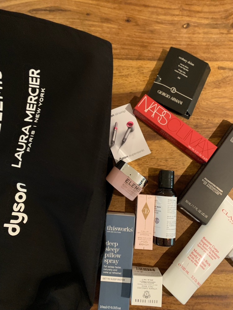 Goodie Bag from the Sali Hughes event