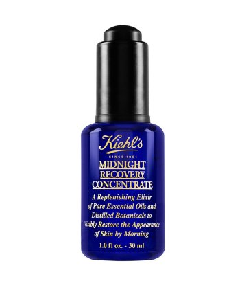 Kiehls midnight recovery concentrate Pic Courtesy Space NK website